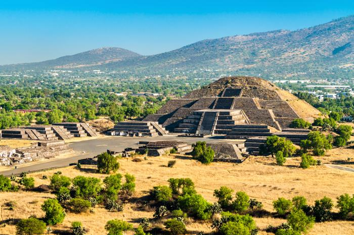 SmartGuide: Discover the beauty of Teotihuacán